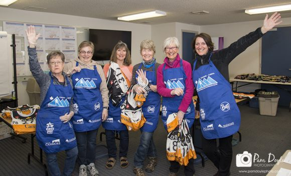 Volunteering for Canmore Nordic Ski Club